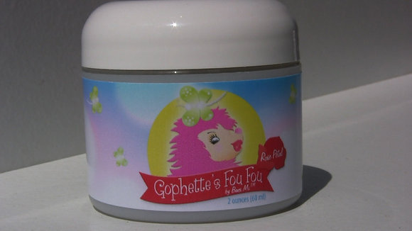 Gophette's fou fou Rose Gel