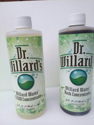 Dr. Wilard's Water Dark Concentrate