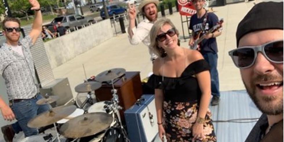 Music & Art - Sarah Sherrard & the Sugar Ham Band
