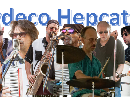 Zydeco Hepcats: Added Finale