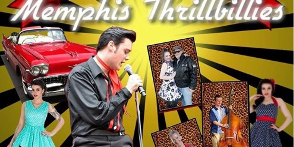 Music & art in the Gardens - Colin Dexter & The Memphis Thrillbillies
