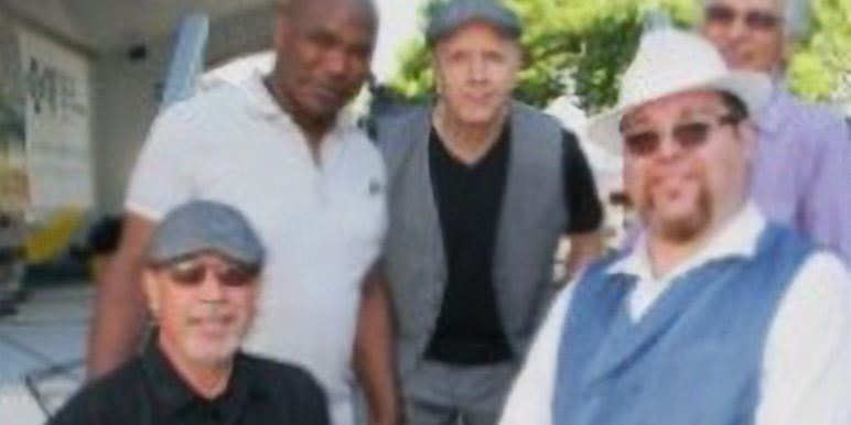 Music & Art in the Gardens - Big Ray and the Motor City Kings
