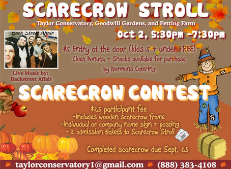 Ribbon Cutting @ Scarecrow Stroll October 2nd