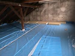Dachbodendämmung Begehbar von LINITHERM Dämmsysteme