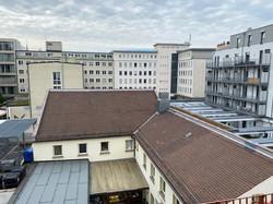 Dacheindeckung mit Frankfurter Pfanne