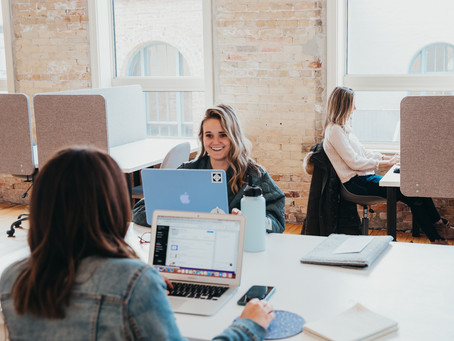 Coworking: The new necessity