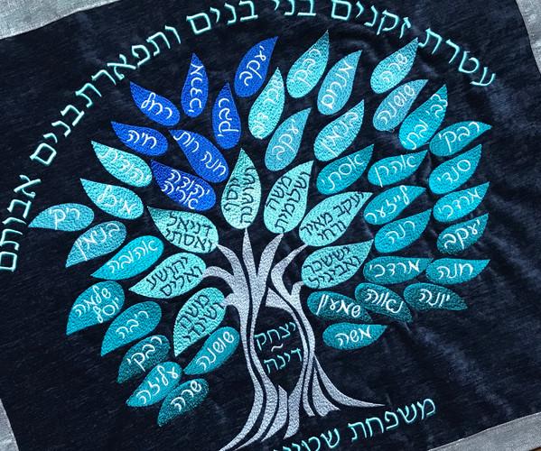 Seven Children Family Tree