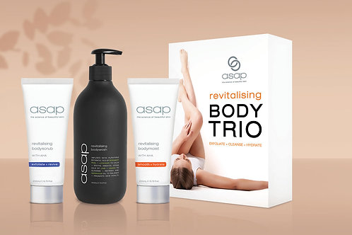 Revitalising Body Trio