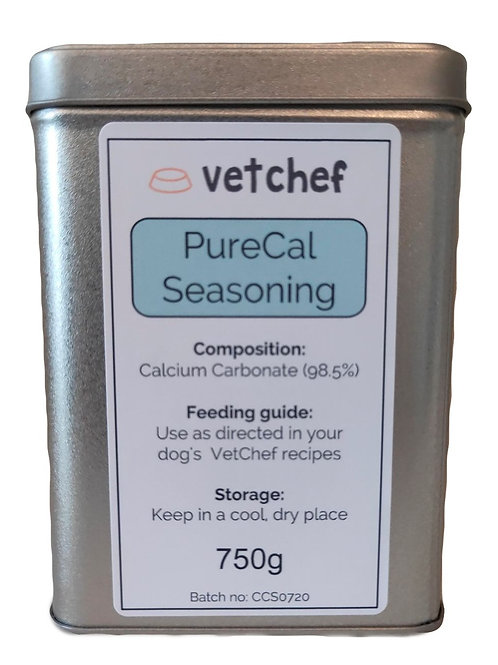 VetChef PureCal Seasoning 750g