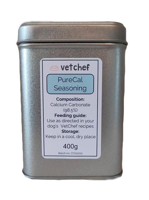 VetChef PureCal Seasoning 400g