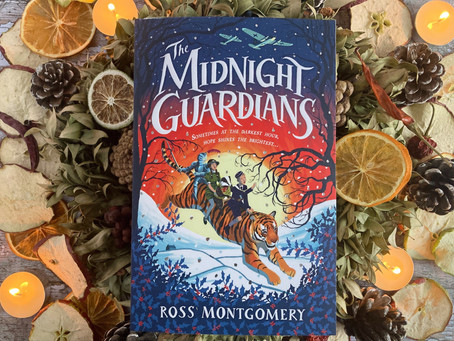 Review: The Midnight Guardians by Ross Montgomery