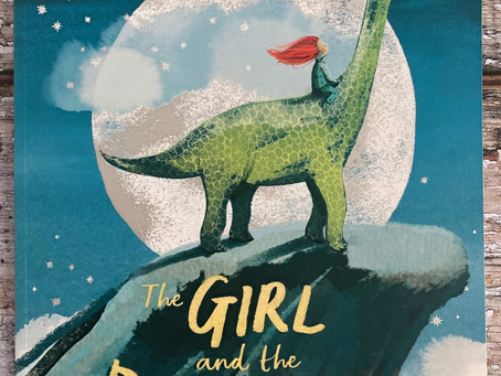 Review: The Girl and the Dinosaur by Hollie Hughes and Sarah Massini