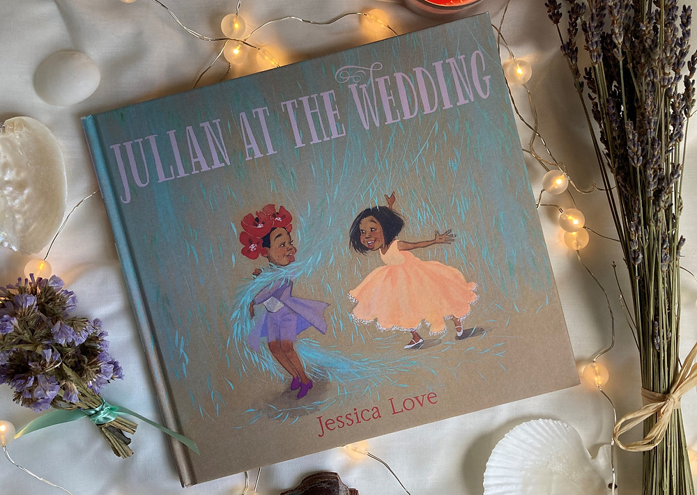 Cover of Julian at the Wedding by Jessica Love