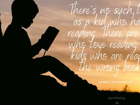 Reluctant Readers Do Not Exist!