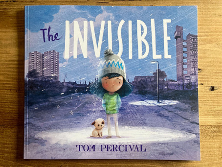 Review: The Invisible by Tom Percival