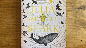 Review: Julia and the Shark by Kiran Millwood Hargrave, illustrated by Tom de Freston.