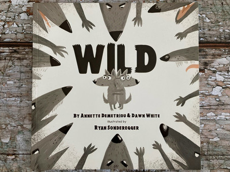 Review: Wild by Annette Demetriou, Dawn White and Ryan Sonderegger