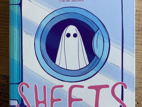 Review: Sheets by Brenna Thummler