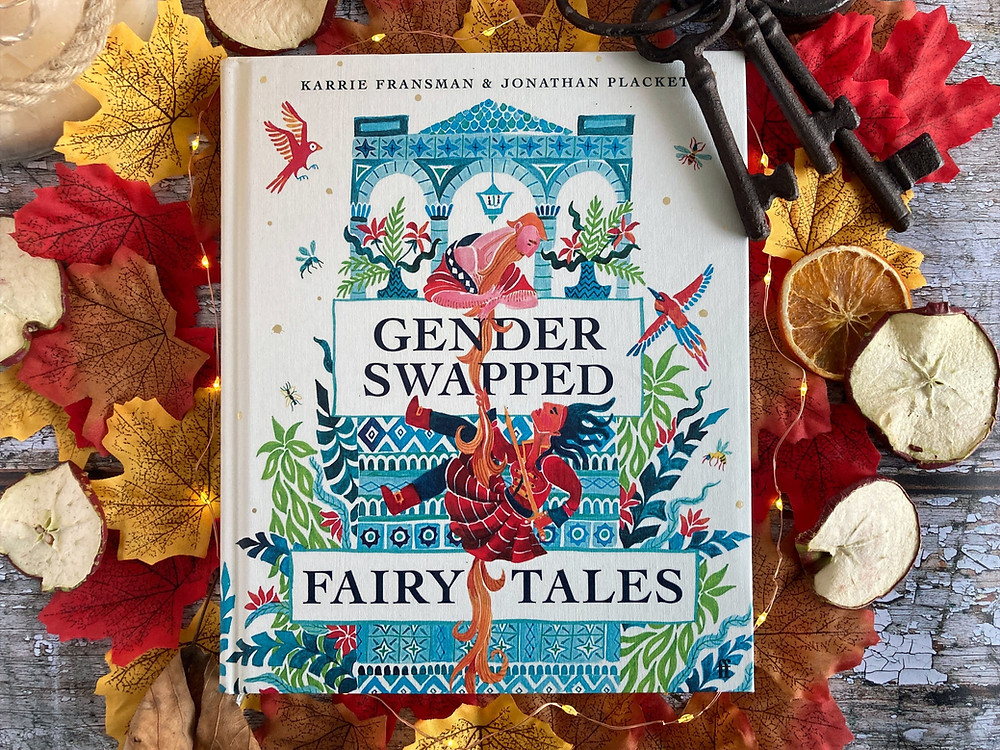 Gender Swapped Fairy Tales front cover