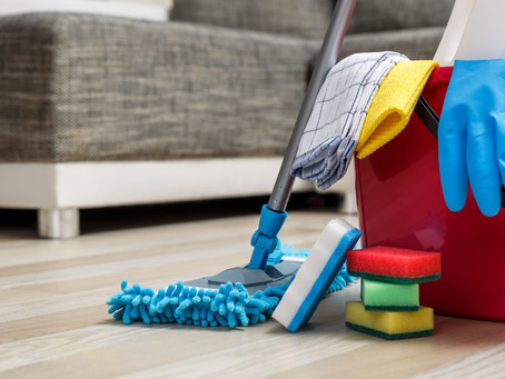 Spring Cleaning Tips for 2021