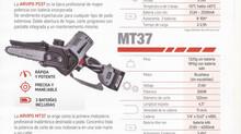Tijera electronica ARVIPO PS37+MT37 Motosierra a bateria 999€