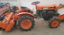 Mini Tractor Kubota 6000 dt con rotovator. precio 3.500€