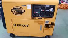 Oferta generador Kipor 6700de