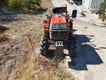 Mini Tractor Kubota B1610 dt con rotovator y cultivador. precio 9.500€.