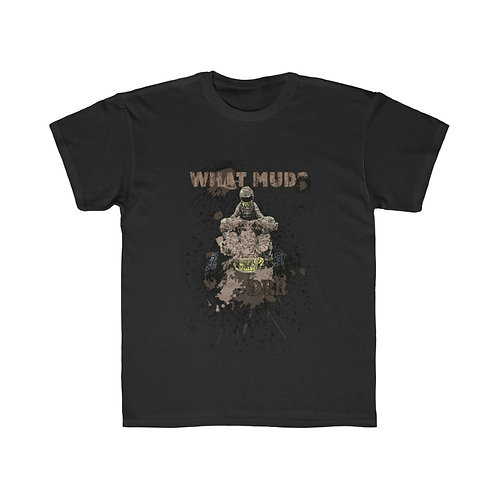What Mud? Kids Tee