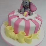 Dumbo babyshower cake