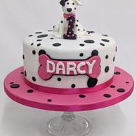 101 Dalmatians cake