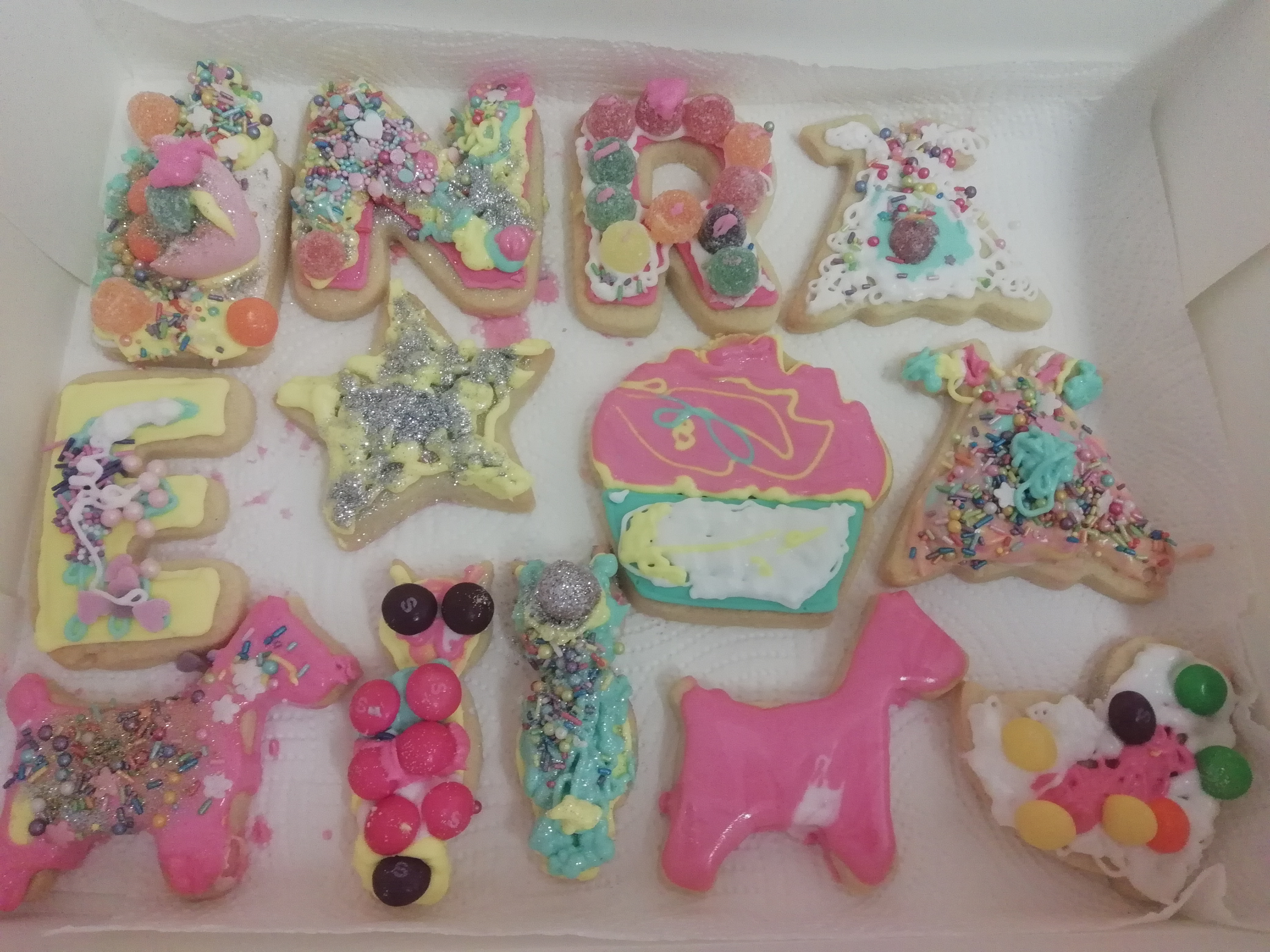 Cookie workshop 2018
