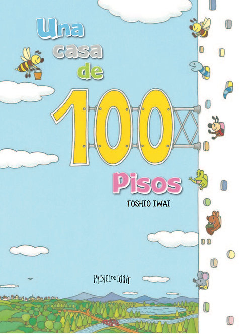 UNA CASA DE 100 PISOS (2ª edición)