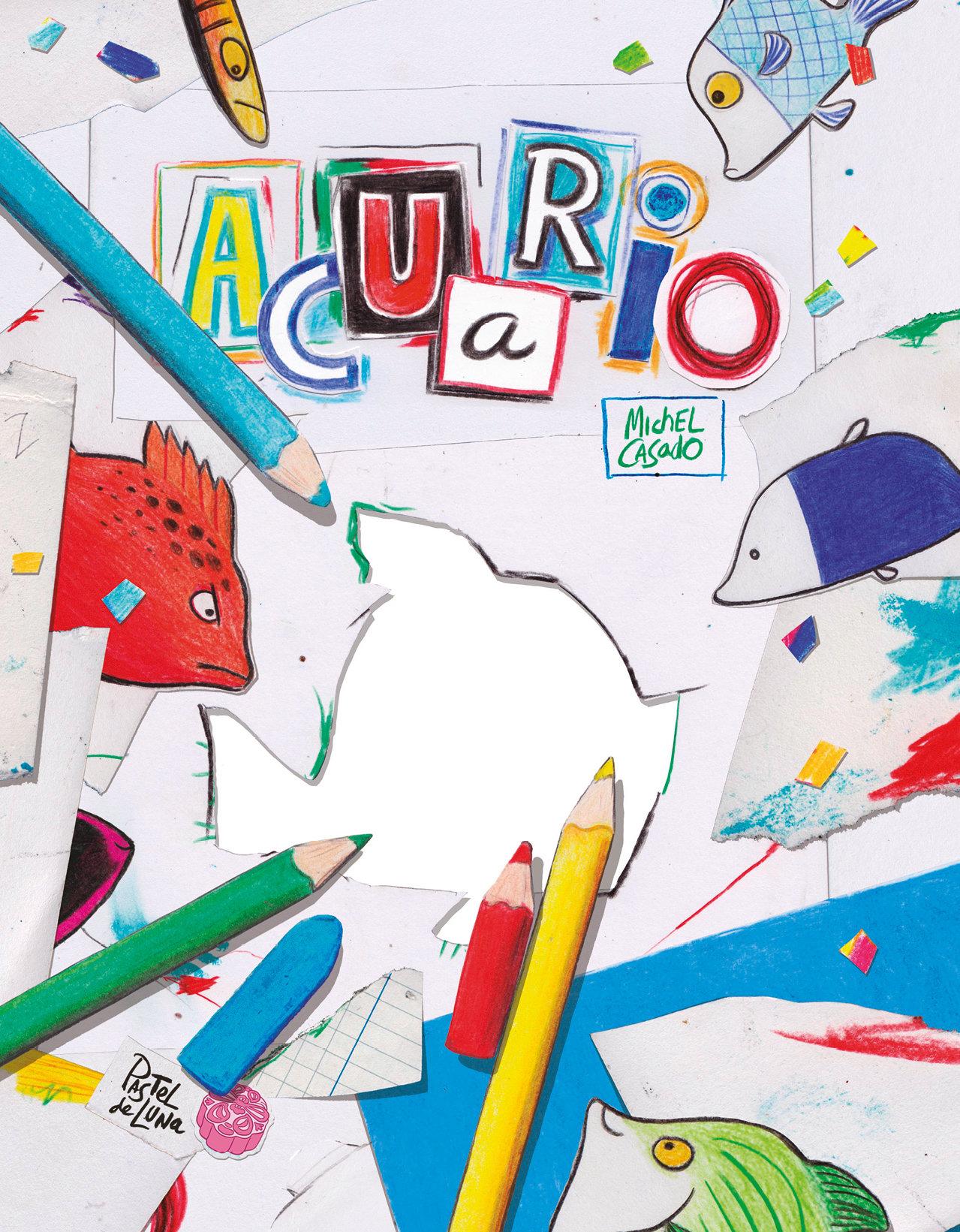 Álbum ilustrado Acuario +3