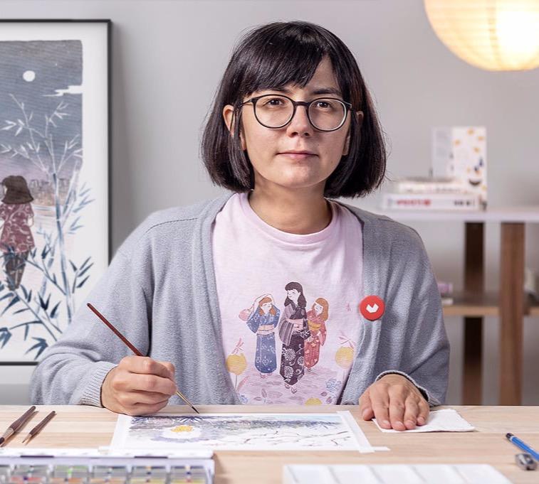 Flor Kaneshiro