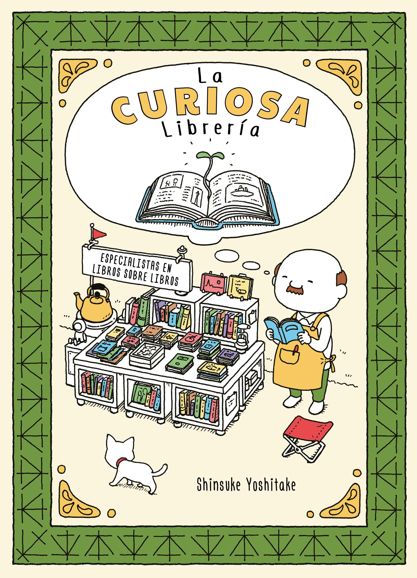 La Curiosa Librería | pastel-de-luna