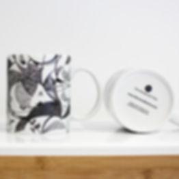 Porcelain Mug - Sea world