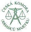 Česká komora odhadců majetku logo