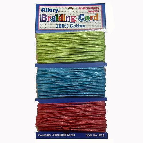 Allary Braiding Cord