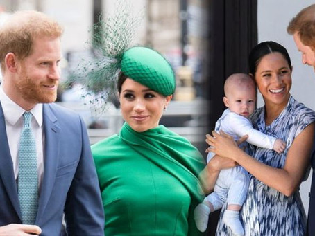 Who is guarding Prince Harry and Meghan Markle's baby?