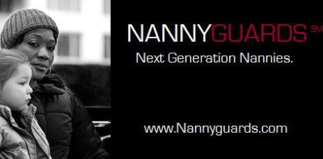 NANNYGUARDS (SM) the world's first category creating hybrid nanny/manny with security training offer