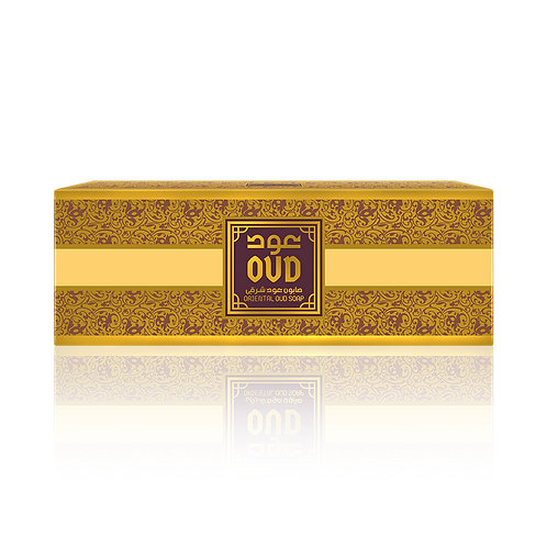 Oriental Oud Soap Bar 125gms - 3 Piece Pack