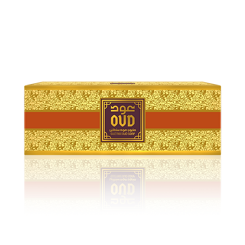 Sultani Soap Bar 125 gms - 3 Piece Pack