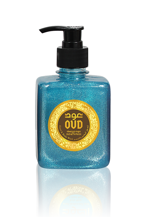 Musk Liquid Soap 10oz 300ml