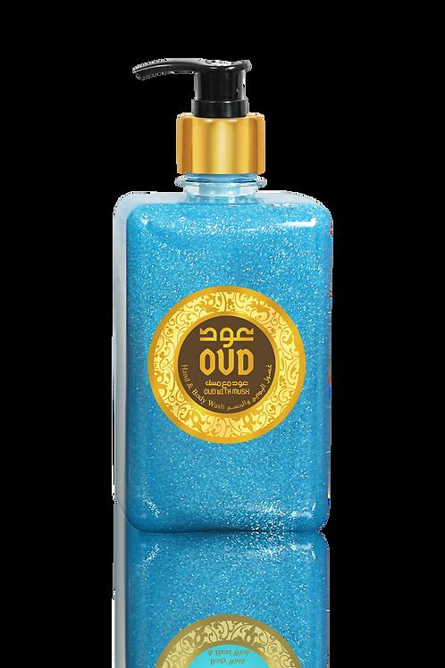 Musk Liquid Soap 17oz 500ml