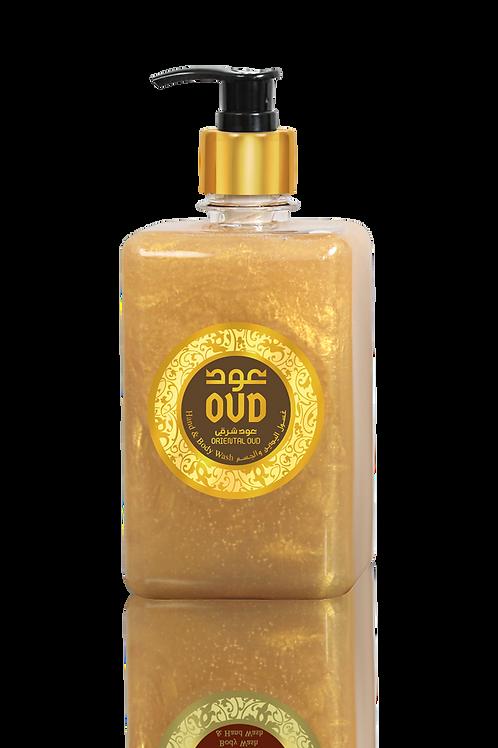 Oud Liquid Soap 17oz 500ml