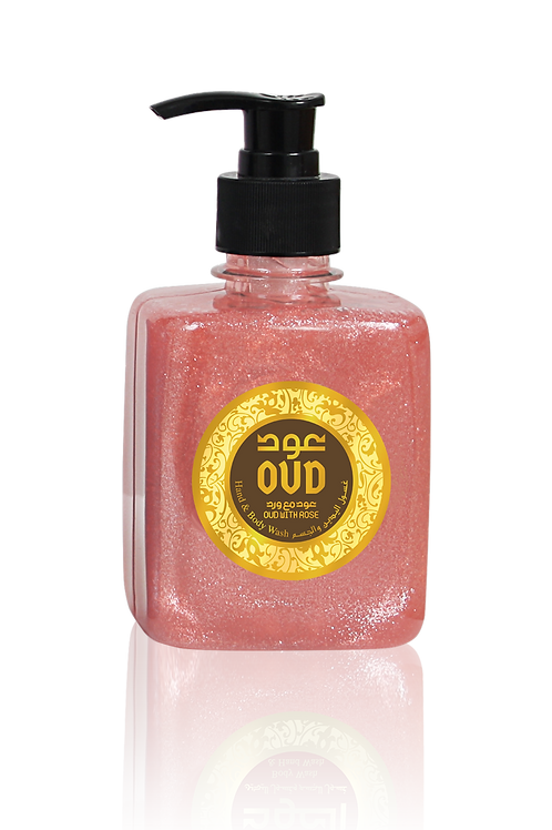 Rose Liquid Soap 10oz 300ml