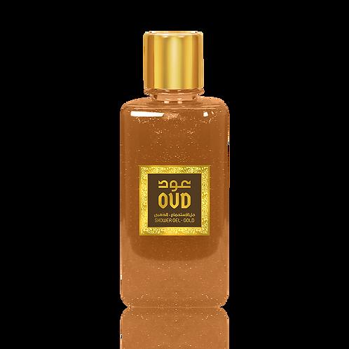 Shower Gel 10oz Gold 300ml