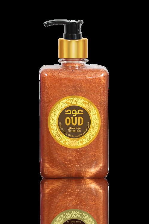 Sultani Liquid Soap 17oz 500ml