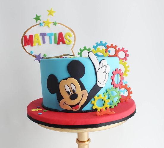 Mickey One Year